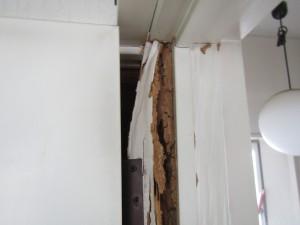 シロアリ被害のイメージ2